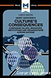An Analysis of Geert Hostede's Culture's Consequences